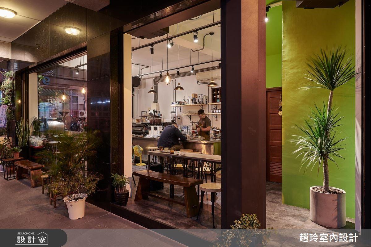 10坪中古屋(5~15年)_工業風商業空間案例圖片_趙玲室內設計有限公司_趙玲_51之5
