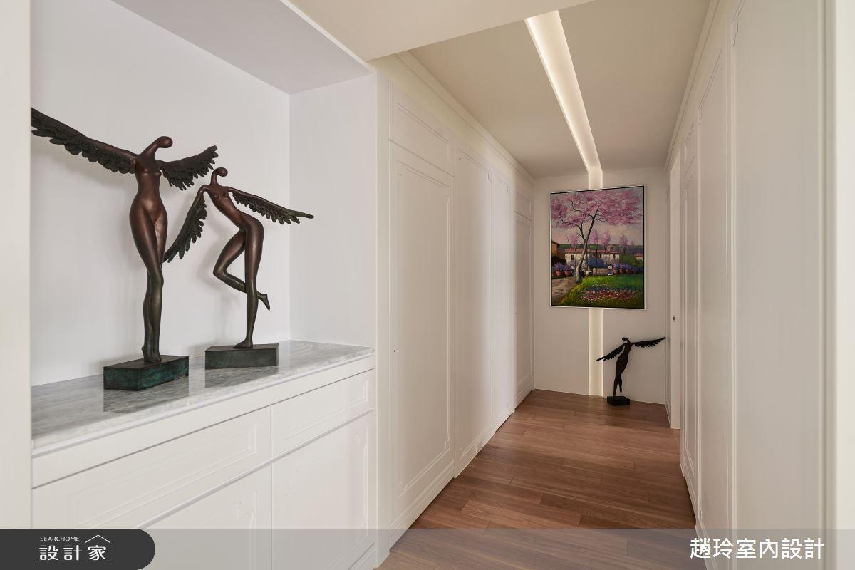 45坪中古屋(5~15年)_新古典案例圖片_趙玲室內設計有限公司_趙玲_53之5