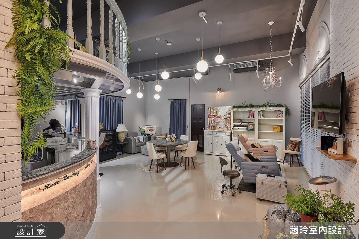 19坪新成屋(5年以下)_新古典商業空間案例圖片_趙玲室內設計有限公司_趙玲_57之2