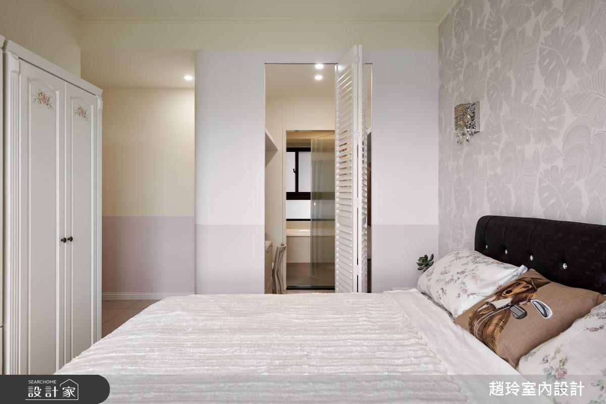 60坪新成屋(5年以下)_新古典客廳案例圖片_趙玲室內設計有限公司_趙玲_61之16