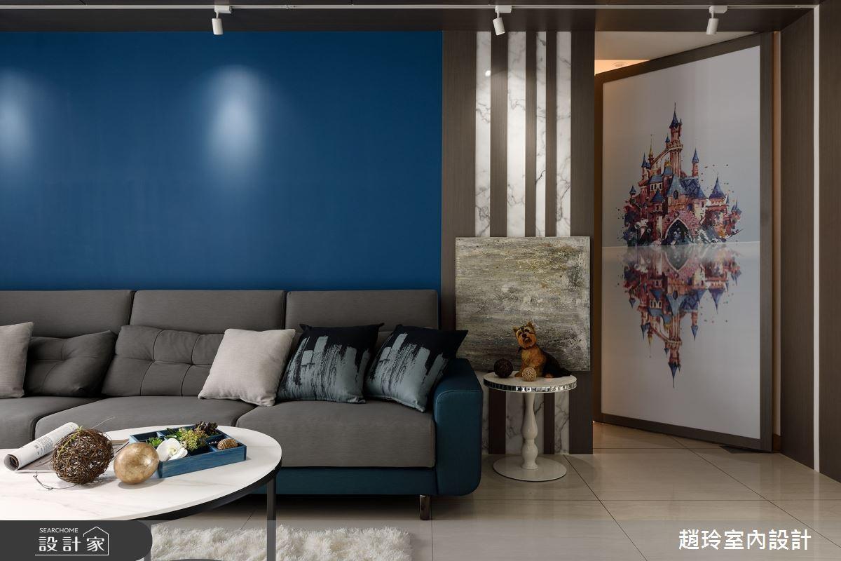 70坪新成屋(5年以下)_現代風案例圖片_趙玲室內設計有限公司_趙玲_63之4