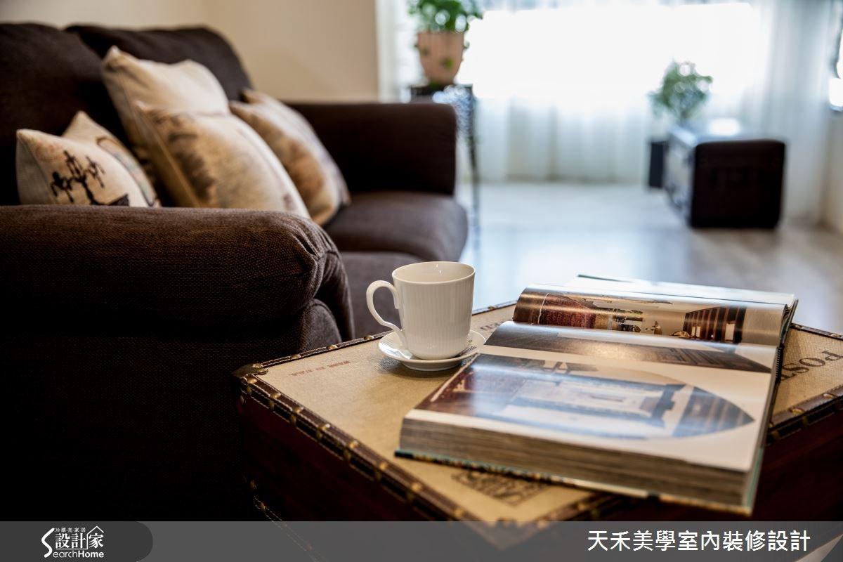 23坪新成屋(5年以下)_工業風客廳案例圖片_天禾美學室內裝修設計有限公司_天禾美學_04之4