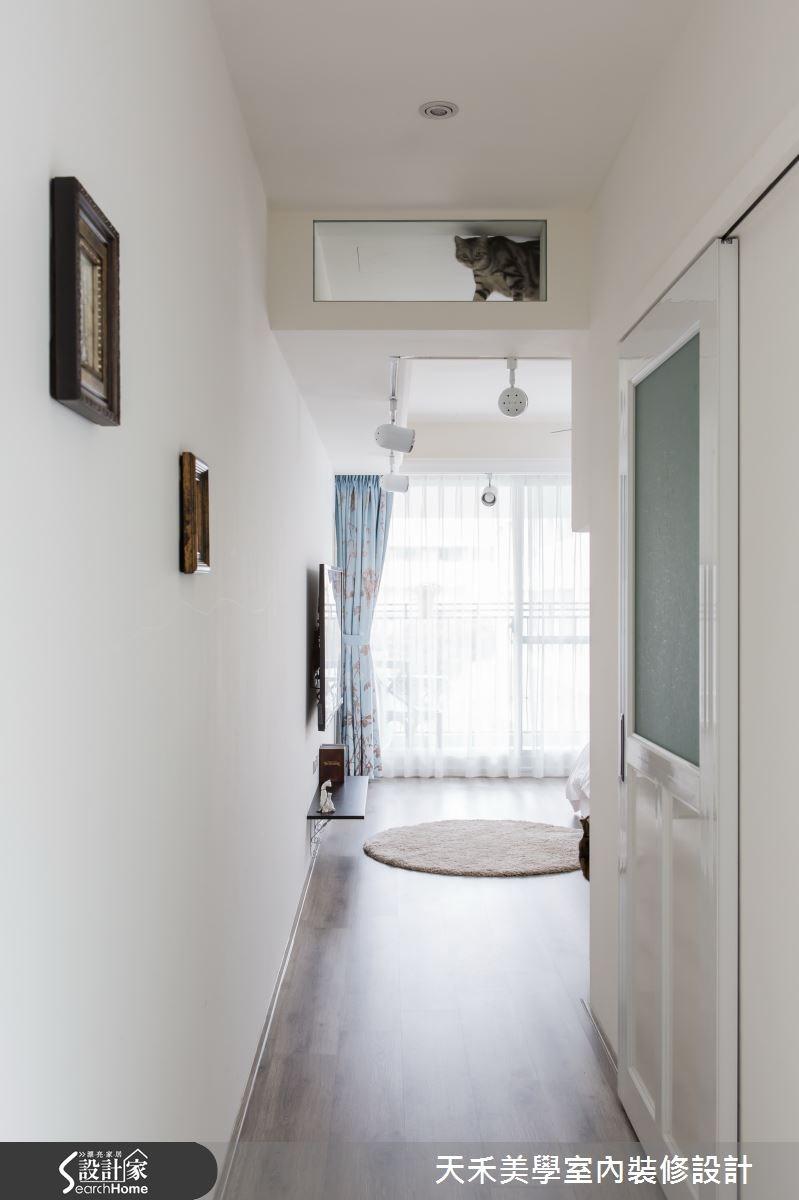 20坪老屋(16~30年)_北歐風樓梯案例圖片_天禾美學室內裝修設計有限公司_天禾美學_08之3