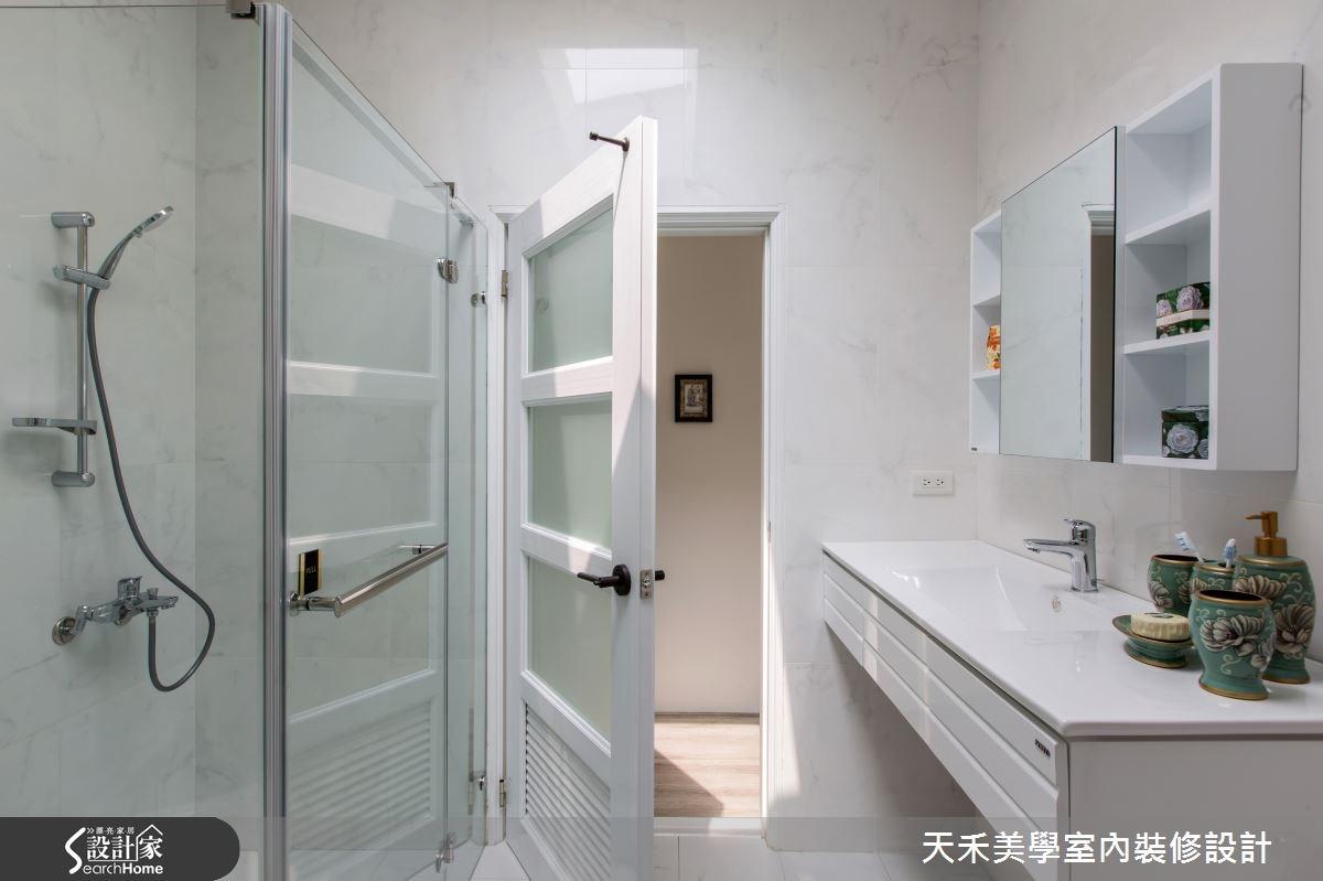 20坪老屋(16~30年)_北歐風浴室案例圖片_天禾美學室內裝修設計有限公司_天禾美學_08之37