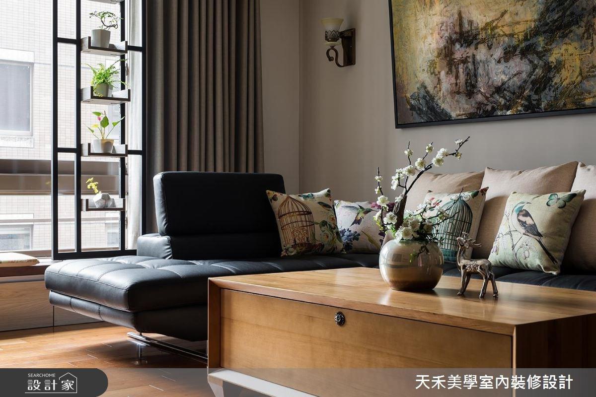 35坪老屋(16~30年)_新中式風案例圖片_天禾美學室內裝修設計有限公司_天禾美學_12之4