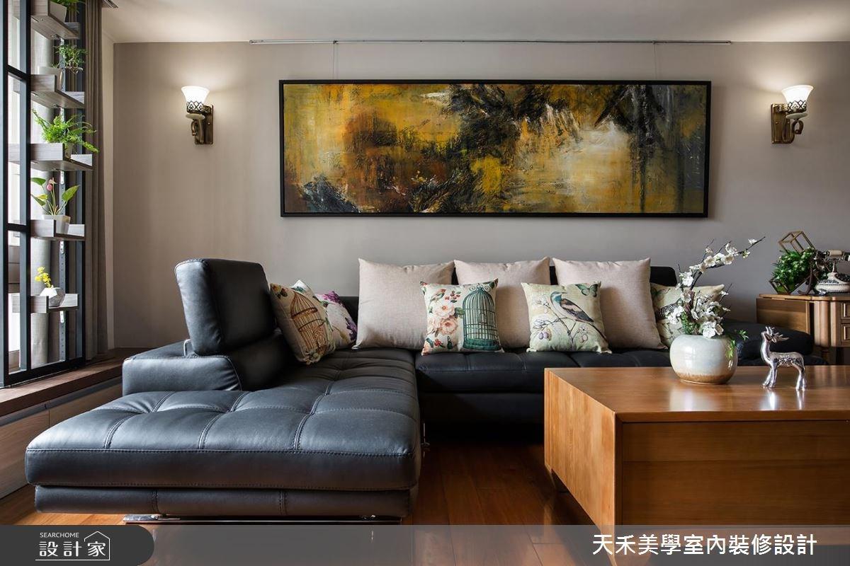 35坪老屋(16~30年)_新中式風案例圖片_天禾美學室內裝修設計有限公司_天禾美學_12之6