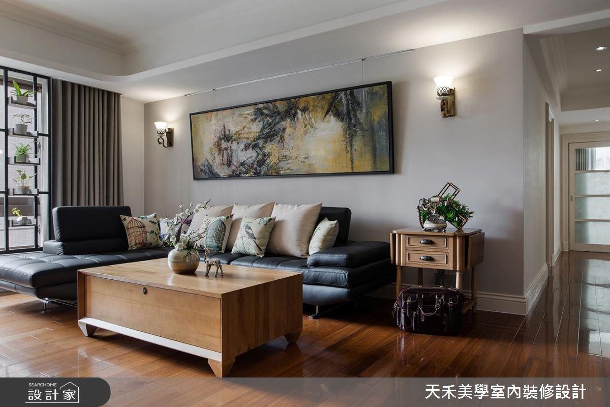 35坪老屋(16~30年)_新中式風案例圖片_天禾美學室內裝修設計有限公司_天禾美學_12之8