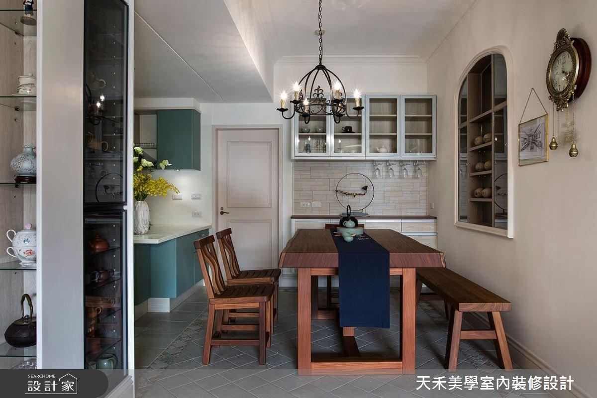 35坪老屋(16~30年)_新中式風案例圖片_天禾美學室內裝修設計有限公司_天禾美學_12之13