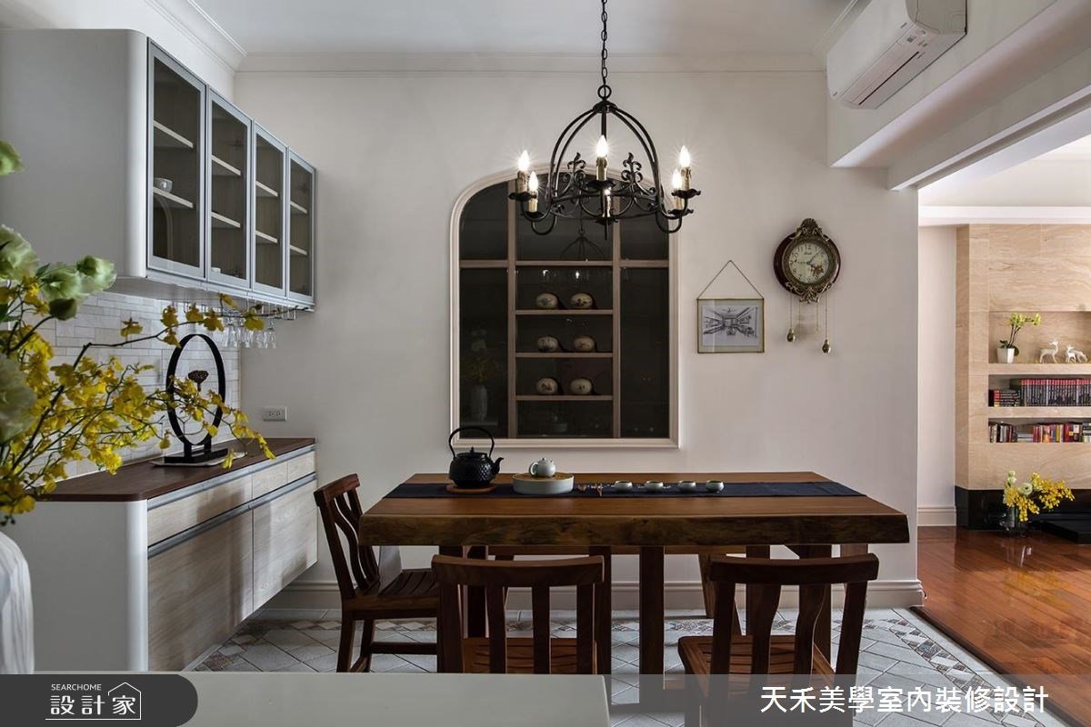 35坪老屋(16~30年)_新中式風案例圖片_天禾美學室內裝修設計有限公司_天禾美學_12之14