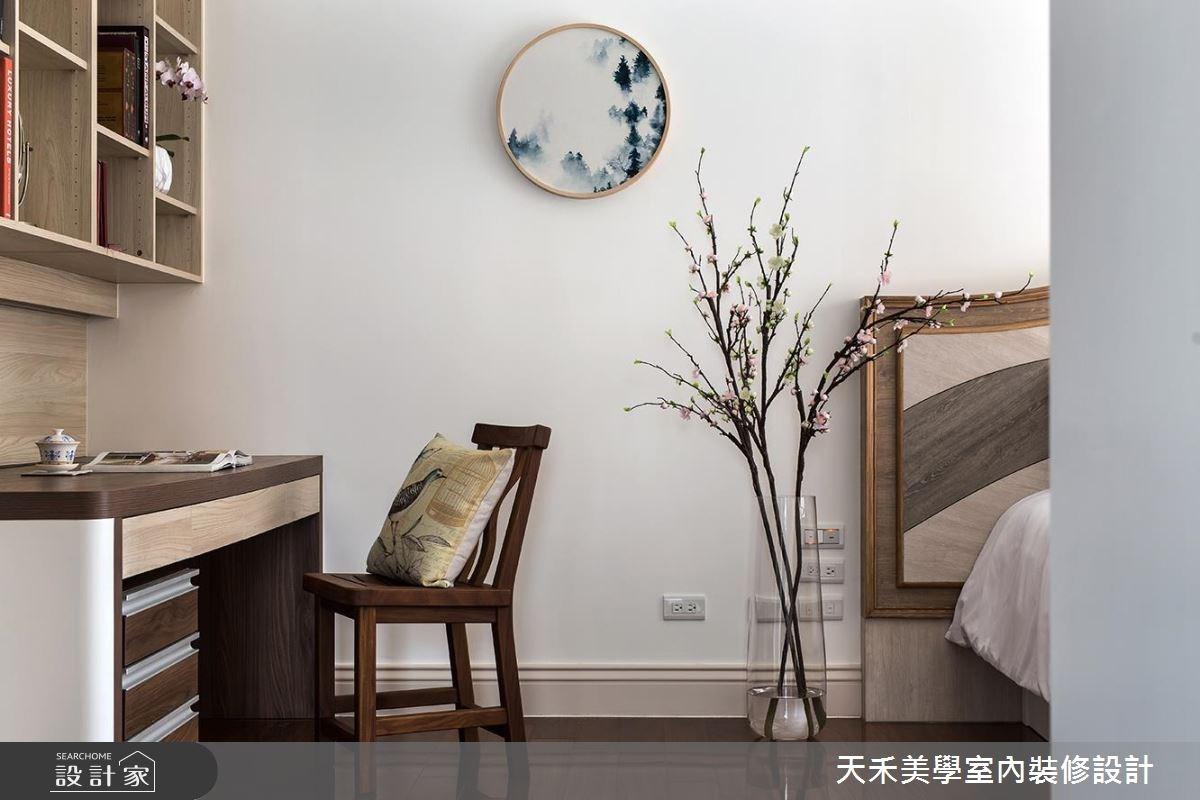 35坪老屋(16~30年)_新中式風案例圖片_天禾美學室內裝修設計有限公司_天禾美學_12之21