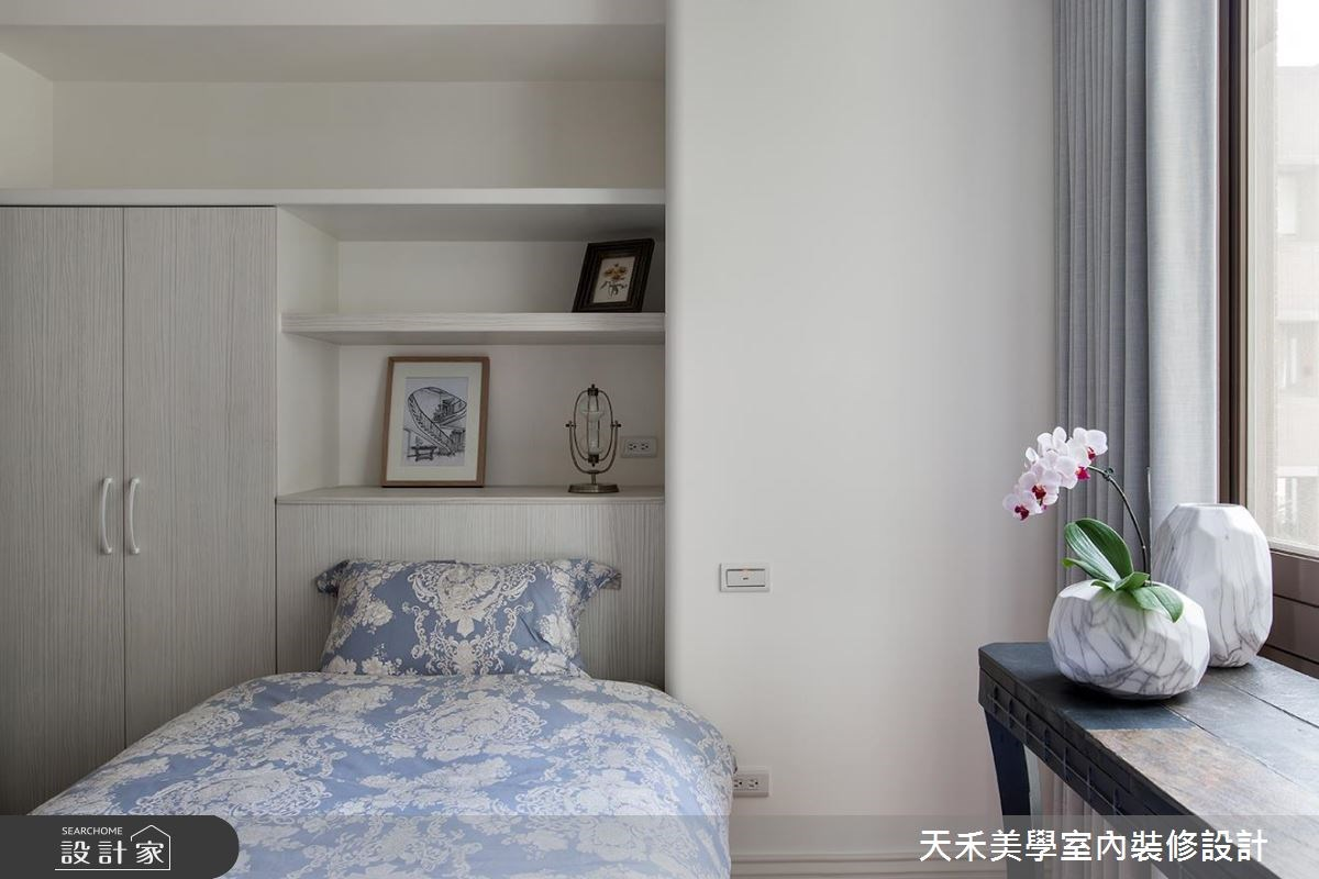 35坪老屋(16~30年)_新中式風案例圖片_天禾美學室內裝修設計有限公司_天禾美學_12之26