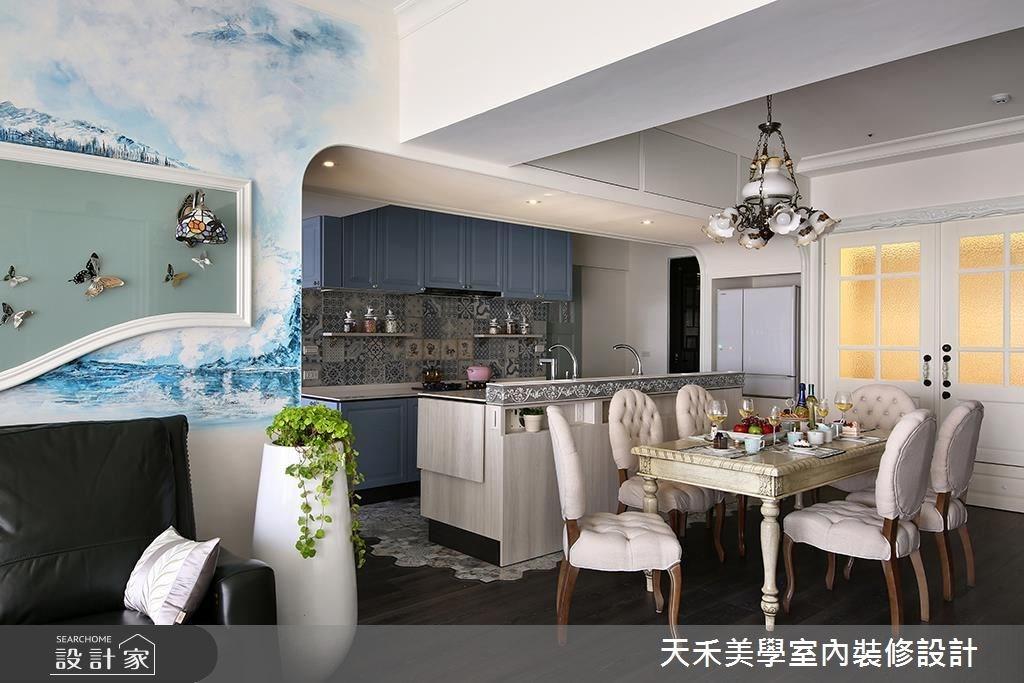 34坪預售屋_鄉村風案例圖片_天禾美學室內裝修設計有限公司_天禾美學_13之3