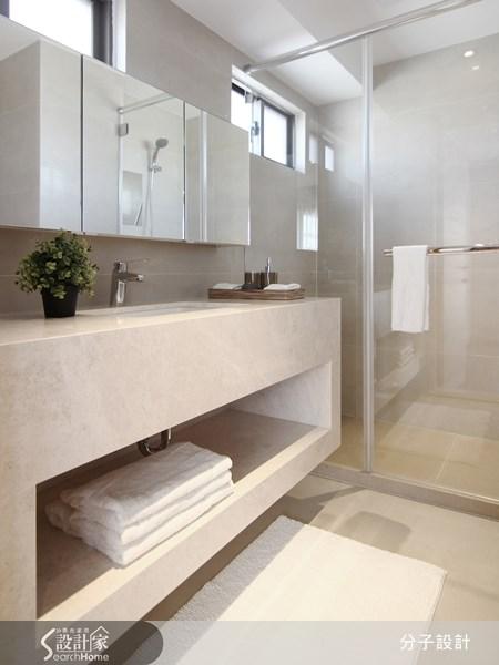 30坪老屋(16~30年)_現代風浴室案例圖片_分子設計_分子_08之13