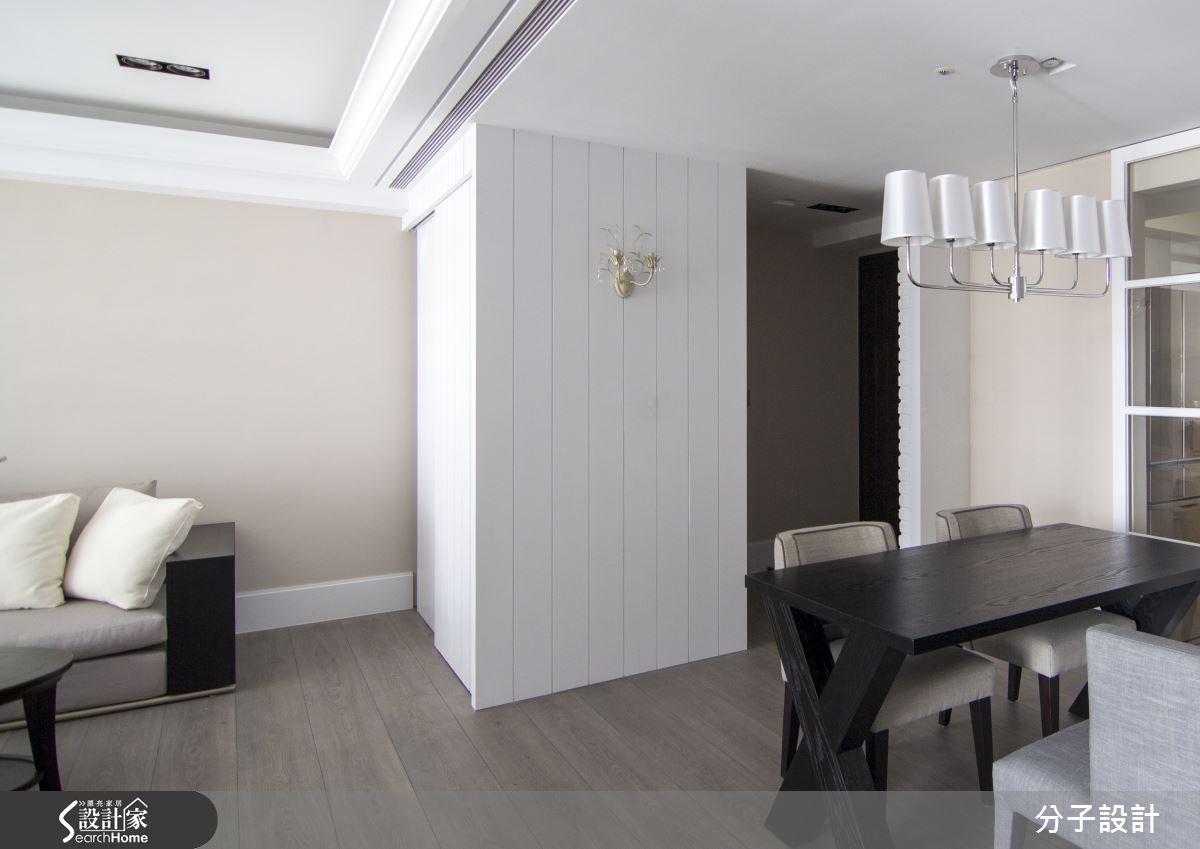 49坪新成屋(5年以下)_北歐風餐廳案例圖片_分子設計_分子_11之5