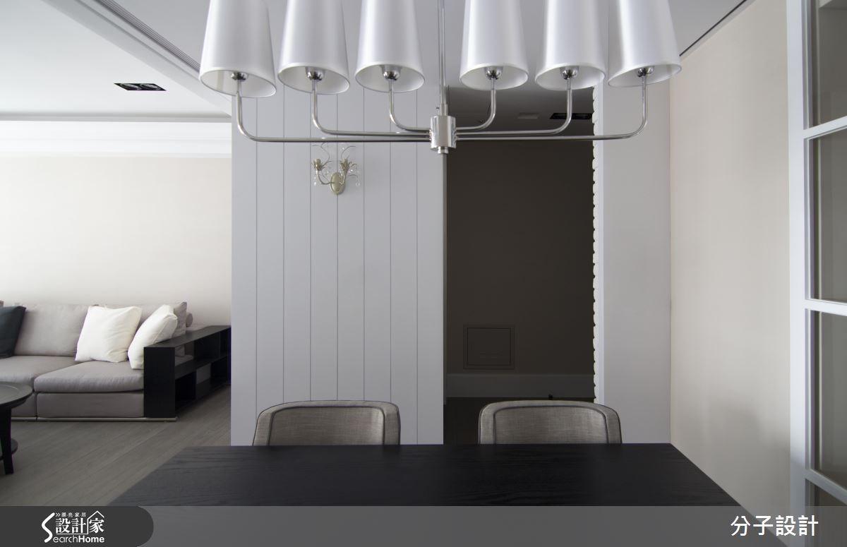49坪新成屋(5年以下)_北歐風餐廳案例圖片_分子設計_分子_11之6