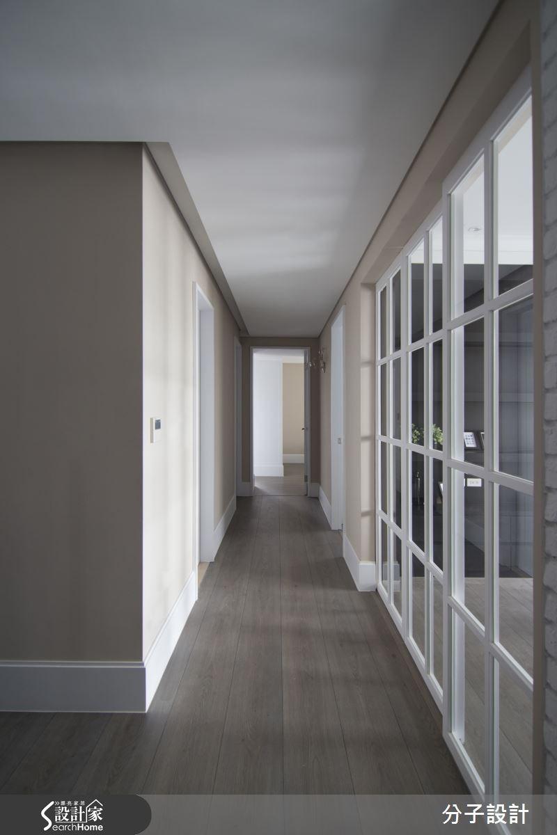 49坪新成屋(5年以下)_北歐風走廊案例圖片_分子設計_分子_11之11