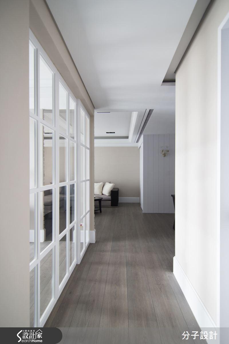 49坪新成屋(5年以下)_北歐風走廊案例圖片_分子設計_分子_11之12