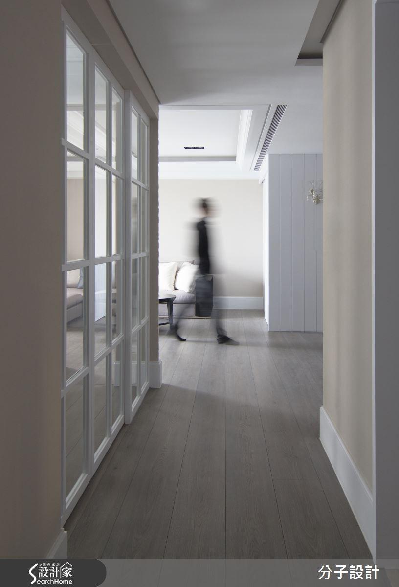 49坪新成屋(5年以下)_北歐風走廊案例圖片_分子設計_分子_11之15