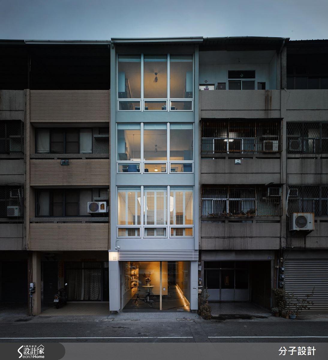 80坪老屋(16~30年)_現代風商業空間案例圖片_分子設計_分子_18之1