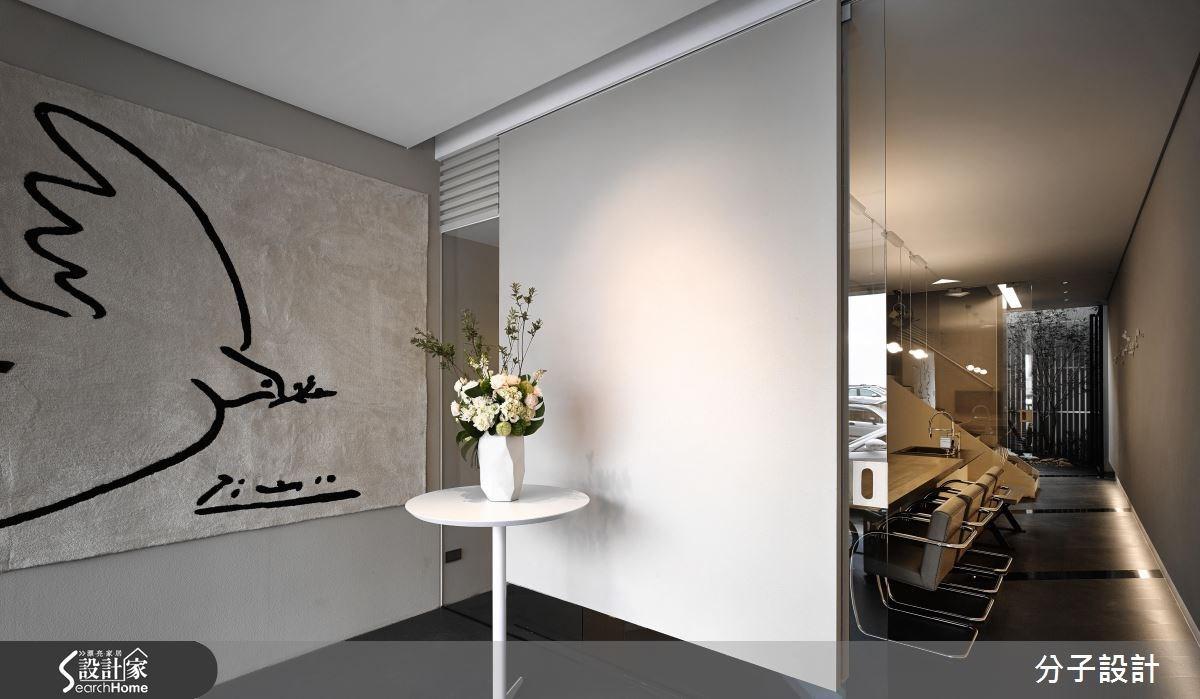 80坪老屋(16~30年)_現代風商業空間案例圖片_分子設計_分子_18之3
