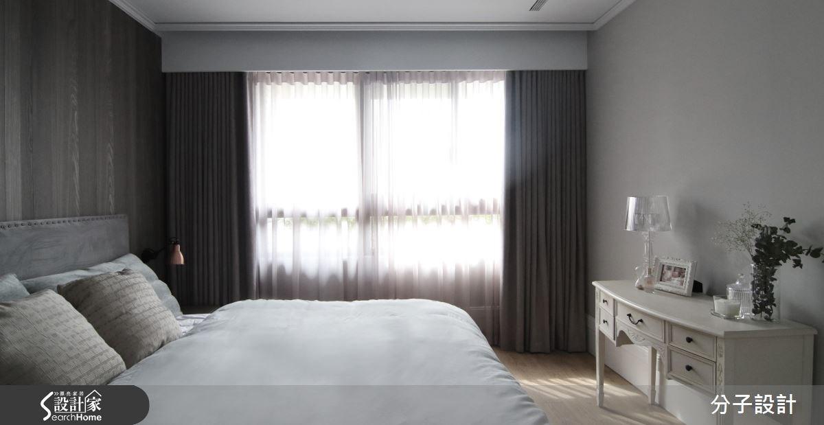 52坪新成屋(5年以下)_北歐風臥室案例圖片_分子設計_分子_21之18