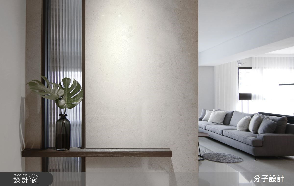 新成屋(5年以下)_現代風玄關客廳案例圖片_分子設計_分子_28之2