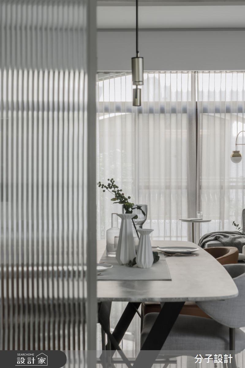 60坪新成屋(5年以下)_現代風餐廳案例圖片_分子設計_分子_38之4