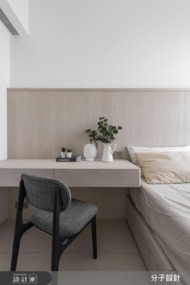 26坪新成屋(5年以下)_現代風臥室案例圖片_分子設計_分子_44之10