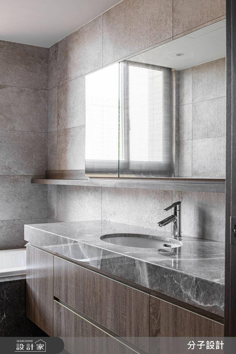 26坪新成屋(5年以下)_現代風浴室案例圖片_分子設計_分子_44之15