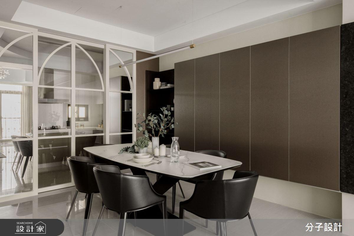 60坪新成屋(5年以下)_現代風餐廳案例圖片_分子設計_分子_47之2