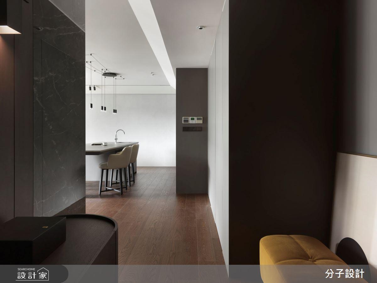 40坪新成屋(5年以下)_現代風案例圖片_分子設計_分子_50之3