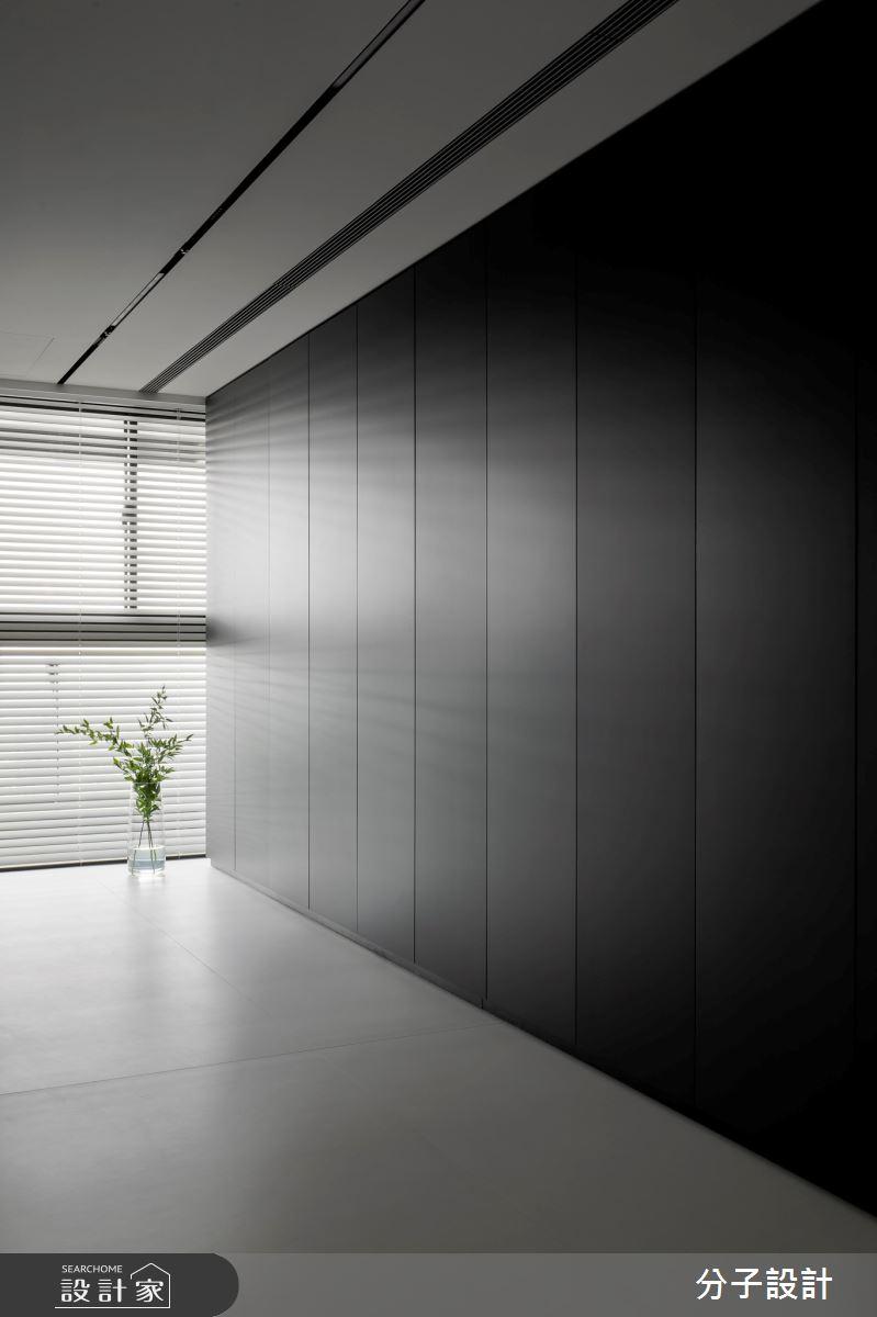50坪新成屋(5年以下)_現代風客廳工作區案例圖片_分子設計_分子_51之9