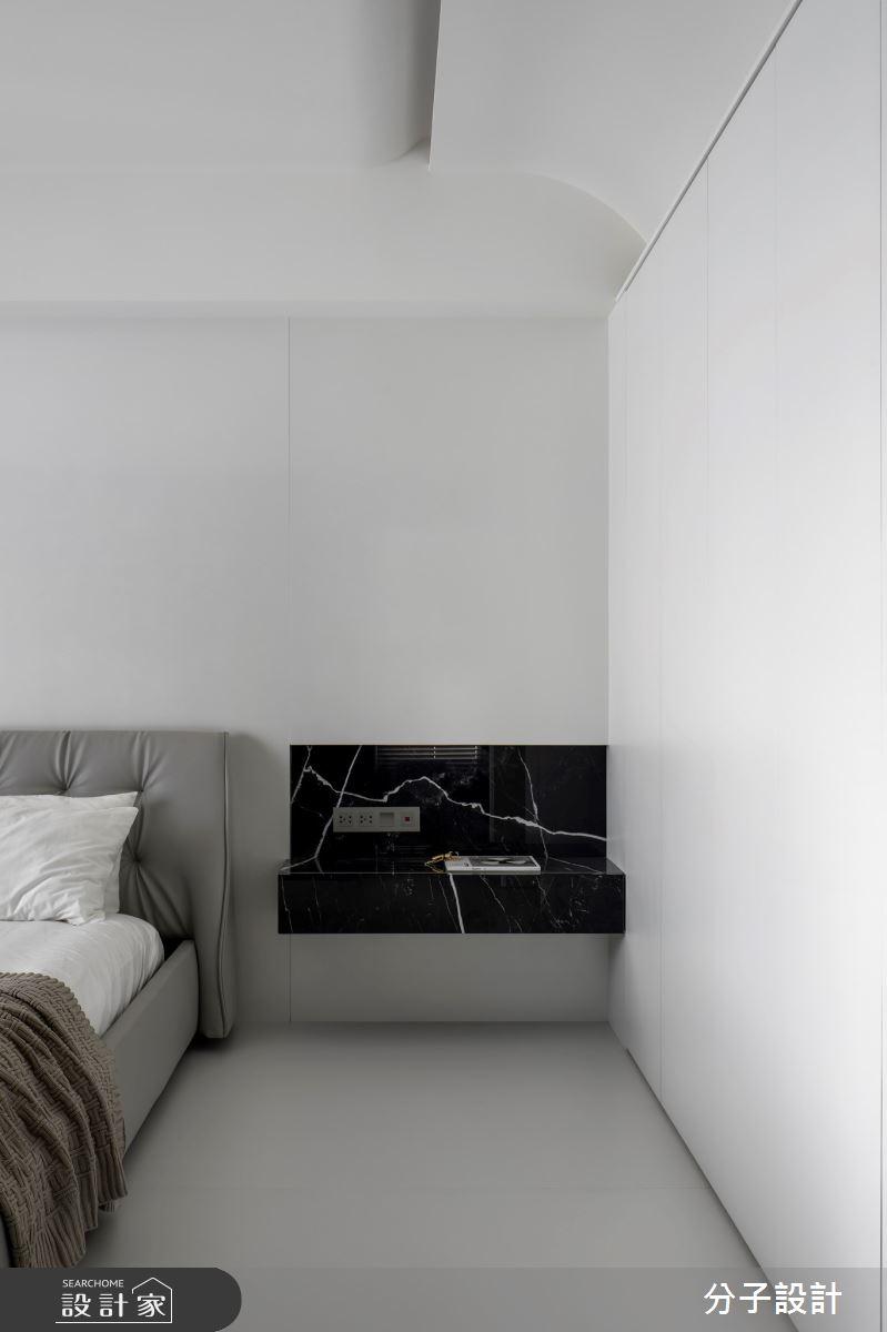 50坪新成屋(5年以下)_現代風臥室案例圖片_分子設計_分子_51之15