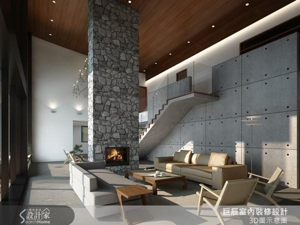 120坪老屋(16~30年)_現代風案例圖片_巨辰室內裝修設計有限公司_巨辰_03之2