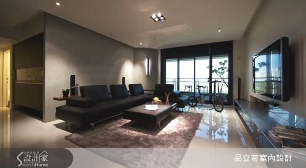 43坪新成屋(5年以下)_現代風案例圖片_品立帝室內設計有限公司_品立帝_02之2