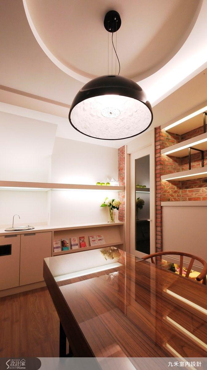 20坪新成屋(5年以下)_混搭風商業空間案例圖片_九禾室內設計_九禾_04之4