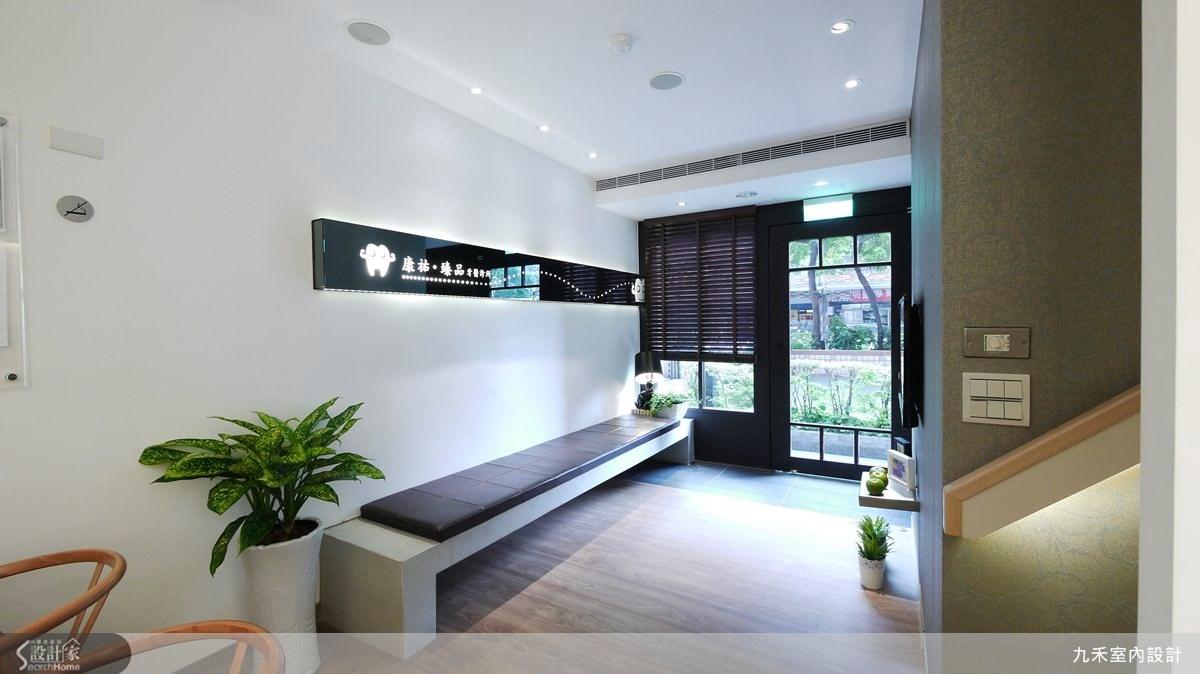 20坪新成屋(5年以下)_混搭風商業空間案例圖片_九禾室內設計_九禾_04之1