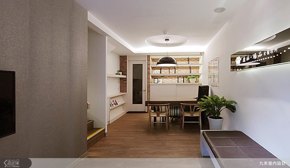20坪新成屋(5年以下)_混搭風商業空間案例圖片_九禾室內設計_九禾_04之3