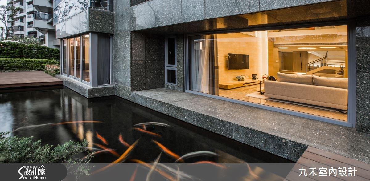 128坪新成屋(5年以下)_現代風庭院案例圖片_九禾室內設計_九禾_08之3
