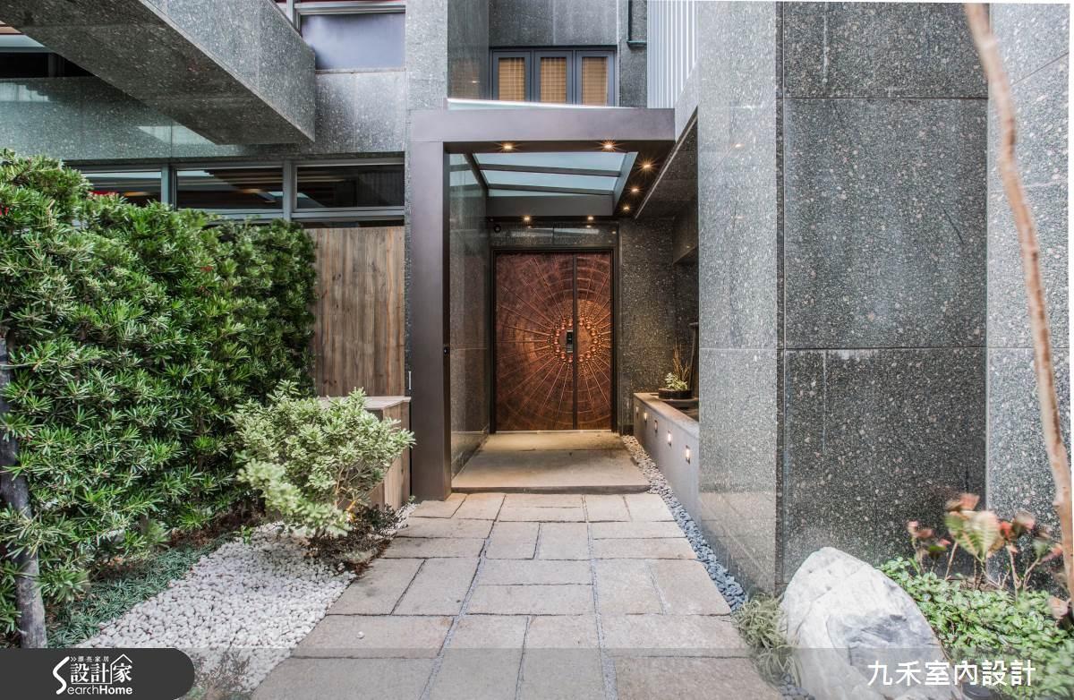 128坪新成屋(5年以下)_現代風庭院案例圖片_九禾室內設計_九禾_08之4