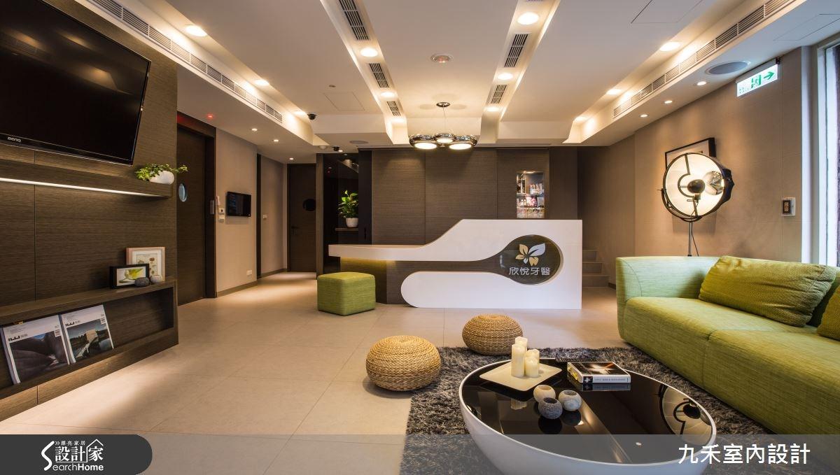 50坪中古屋(5~15年)_現代風商業空間案例圖片_九禾室內設計_九禾_09之1