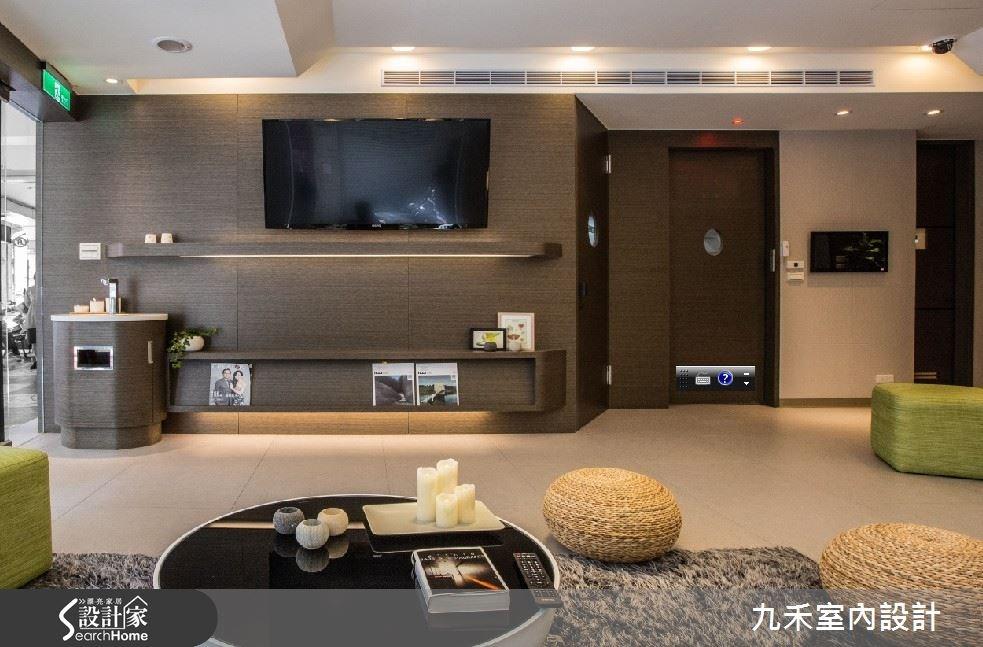 50坪中古屋(5~15年)_現代風客廳案例圖片_九禾室內設計_九禾_09之5