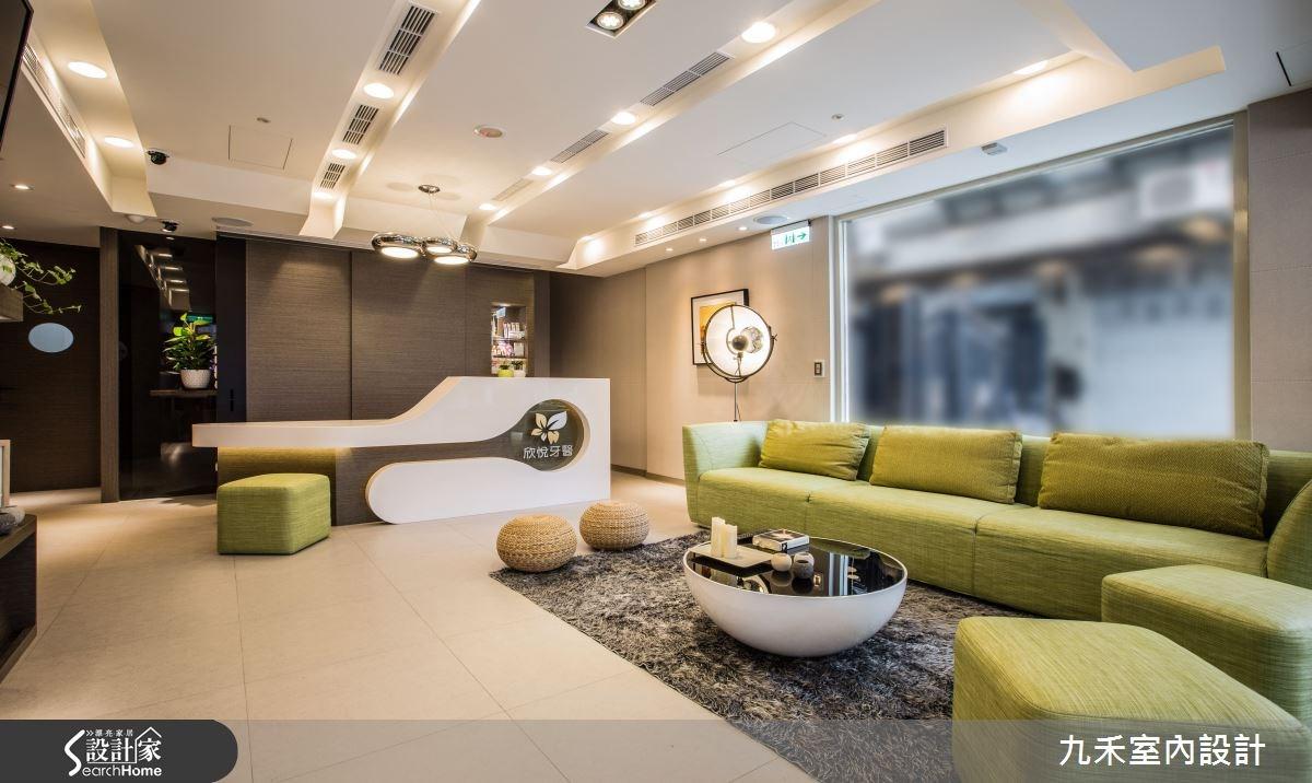 50坪中古屋(5~15年)_現代風商業空間案例圖片_九禾室內設計_九禾_09之3