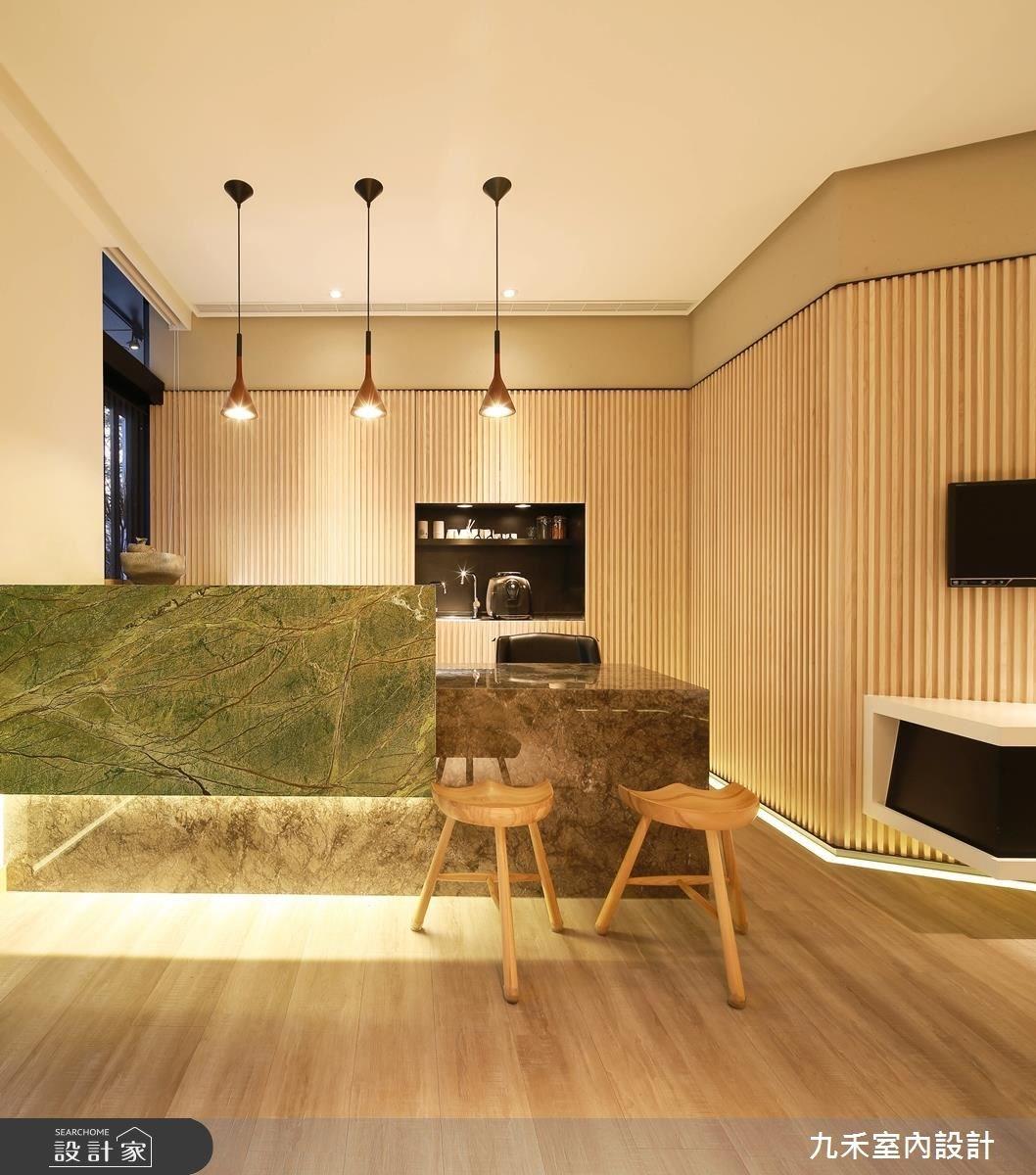 28坪新成屋(5年以下)_人文禪風商業空間案例圖片_九禾室內設計_九禾_12之3