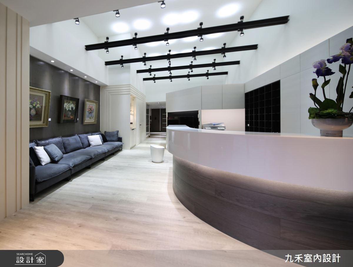 40坪新成屋(5年以下)_北歐風商業空間案例圖片_九禾室內設計_九禾_13之1