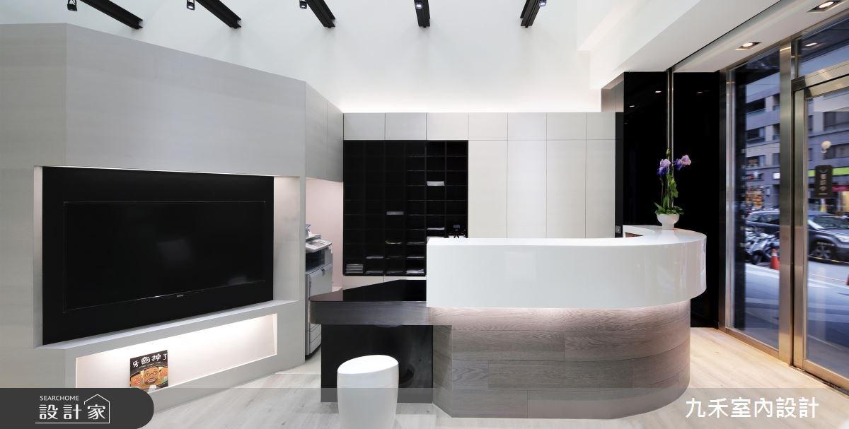 40坪新成屋(5年以下)_北歐風商業空間案例圖片_九禾室內設計_九禾_13之5