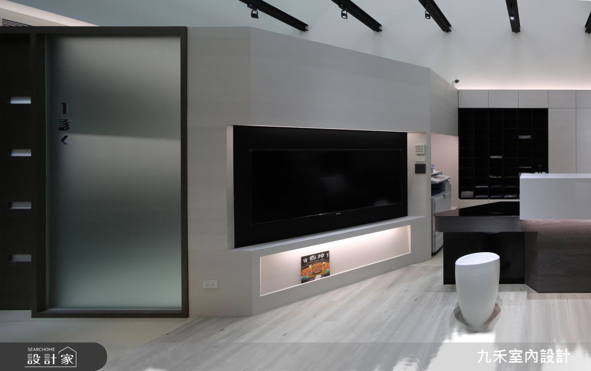 40坪新成屋(5年以下)_北歐風商業空間案例圖片_九禾室內設計_九禾_13之6