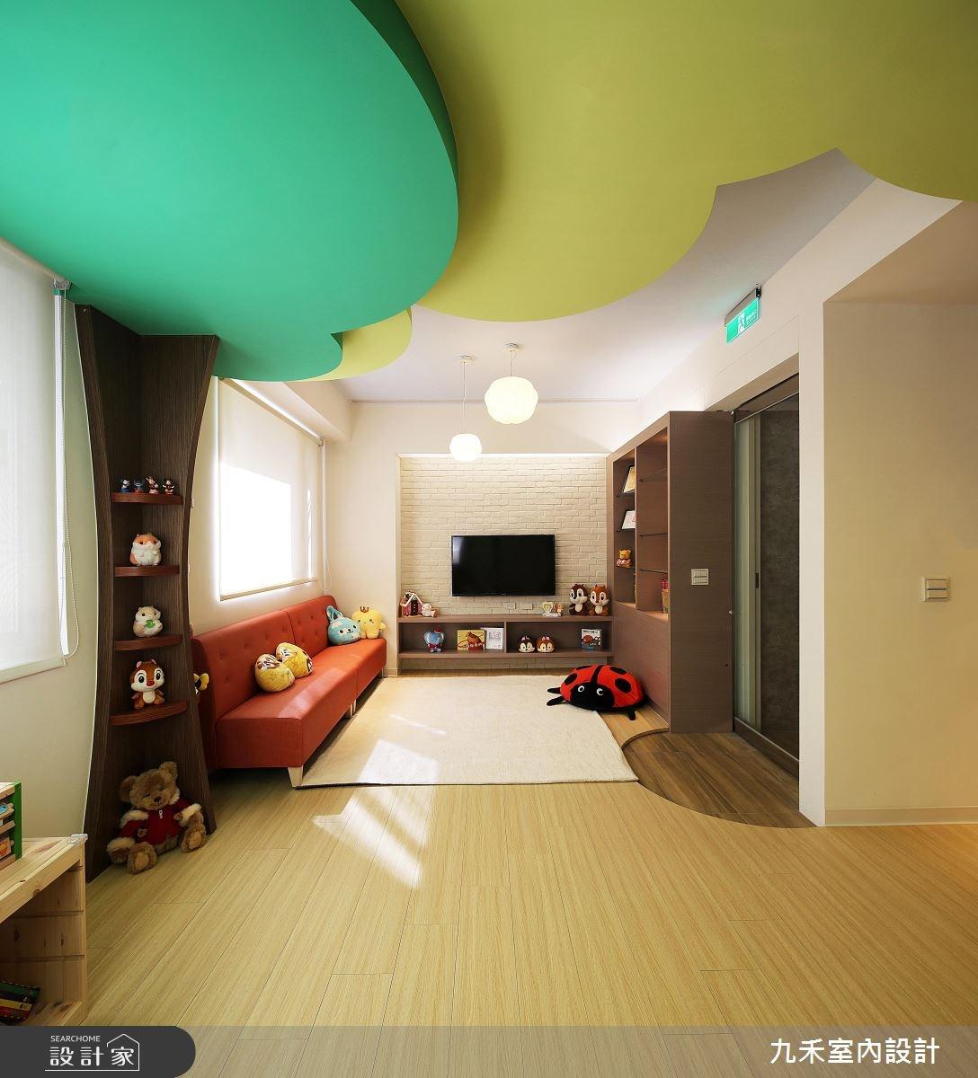 40坪老屋(16~30年)_北歐風商業空間案例圖片_九禾室內設計_九禾_14之1