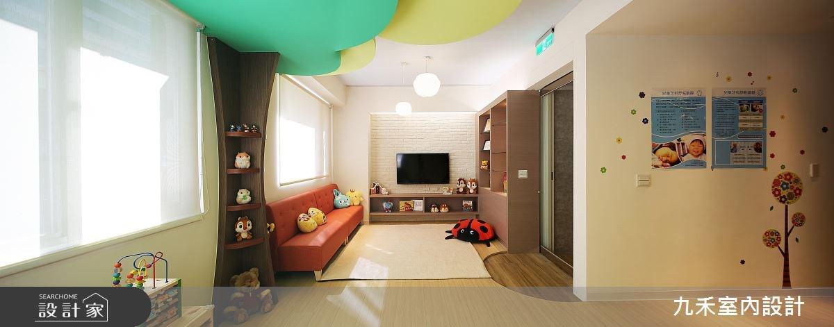 40坪老屋(16~30年)_北歐風商業空間案例圖片_九禾室內設計_九禾_14之2