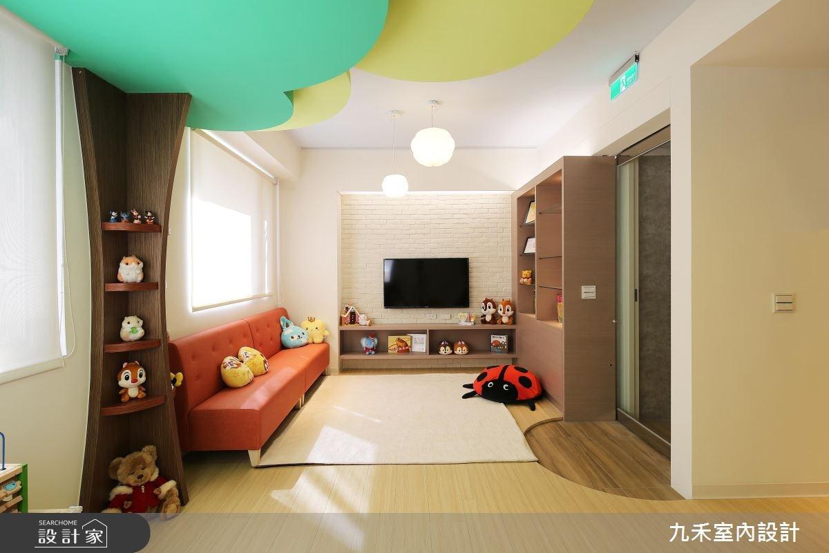 40坪老屋(16~30年)_北歐風商業空間案例圖片_九禾室內設計_九禾_14之3
